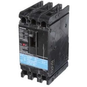 SIEMENS ED43B080 Bolt On Circuit Breaker Ed 80 Amp 480vac 3p 18kaic@480v | AG8MVM