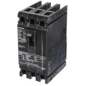 SIEMENS ED43S100A Bolt On Circuit Breaker Ed 100 Amp 480vac 3p 18kaic@480v   AG8MVR