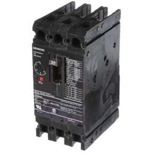 SIEMENS ED63A030 Bolt On Circuit Breaker Ed 30 Amp 600vac 3p 25kaic@480v | AG8MVT