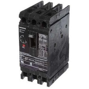 SIEMENS ED63A125 Bolt On Circuit Breaker Ed 125 Amp 600vac 3p 25kaic@480v   AG8MVW