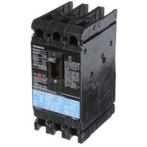 SIEMENS ED63B040 Bolt On Circuit Breaker Ed 40 Amp 600vac 3p 25kaic@480v | AG8MWC