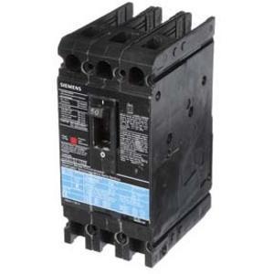 SIEMENS ED63B050 Bolt On Circuit Breaker Ed 50 Amp 600vac 3p 25kaic@480v | AG8MWE