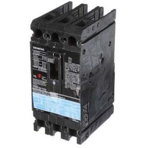 SIEMENS ED63B100 Bolt On Circuit Breaker Ed 100 Amp 600vac 3p 25kaic@480v | AG8MWK
