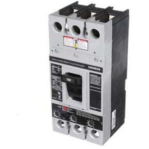SIEMENS FXD63A150 Bolt On Circuit Breaker Fxd 150 Amp 600vac 3p 35kaic@480v | AG8NTR
