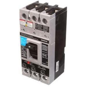 SIEMENS FXD63B090 Bolt On Circuit Breaker Fxd 90 Amp 600vac 3p 35kaic@480v | AG8NTW