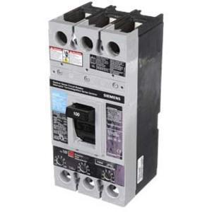 SIEMENS FXD63B100 Bolt On Circuit Breaker Fxd 100 Amp 600vac 3p 35kaic@480v | AG8NTX
