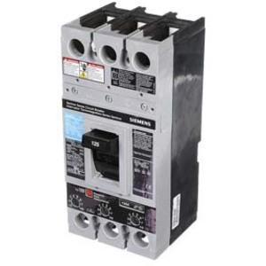 SIEMENS FXD63B125 Bolt On Circuit Breaker Fxd 125 Amp 600vac 3p 35kaic@480v | AG8NTZ