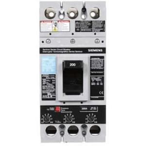 SIEMENS FXD63B200 Bolt On Circuit Breaker Fxd 200 Amp 600vac 3p 35kaic@480v | AG8NUC