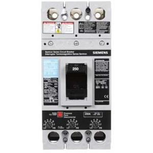 SIEMENS FXD63B250 Bolt On Circuit Breaker Fxd 250 Amp 600vac 3p 35kaic@480v | AG8NUE