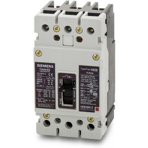 SIEMENS HEB3B125B Bolt On Circuit Breaker Heb 125 Amp 600vac 3p 65kaic@480v | AG8PBW