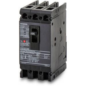 SIEMENS HED43B080 Bolt On Circuit Breaker Hed 80 Amp 480vac 3p 42kaic@480v | AG8PCR