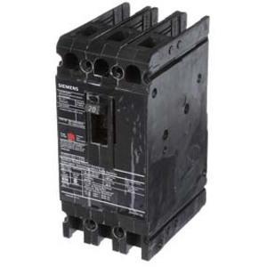 SIEMENS HED43B020 Bolt On Circuit Breaker Hed 20 Amp 480vac 3p 42kaic@480v | AG8PCG