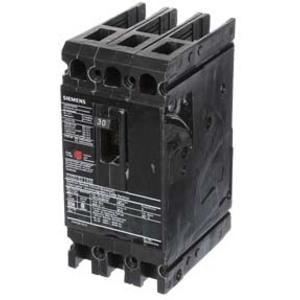 SIEMENS HED43B030 Bolt-On Circuit Breaker, 30Amps, 480VAC, 42KAIC at 480V | AG8PCJ