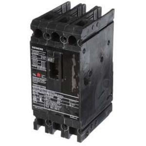 SIEMENS HED43B060 Bolt On Circuit Breaker Hed 60 Amp 480vac 3p 42kaic@480v | AG8PCP