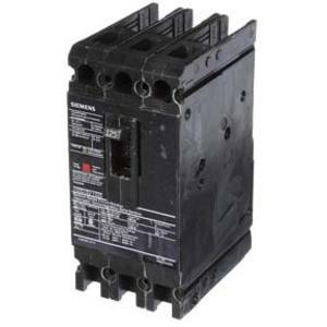 SIEMENS HED43B125 Bolt On Circuit Breaker Hed 125 Amp 480vac 3p 42kaic@480v   AG8PCW