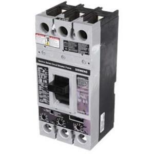 SIEMENS HFD63F250 Bolt On Circuit Breaker, Hfd, 250 A, 600VAC, 3P, 65kAIC@480V | AG8PFD