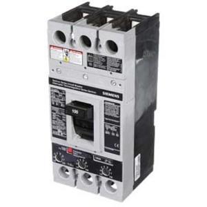 SIEMENS HFXD63B100 Bolt On Circuit Breaker Hfd 225 Amp 600vac 3p 65kaic@480v | AG8PGG