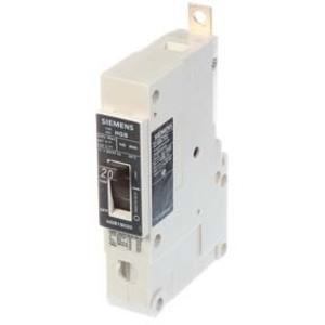 SIEMENS HGB1B020B Circuit Breaker, 20 Amps, 347VAC, 1P | AG8PGR