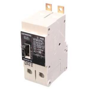 SIEMENS HGB2B125B Circuit Breaker 125 Amp 480vac 2p   AG8PHE