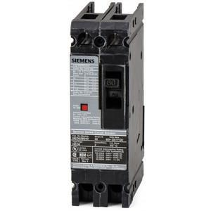 SIEMENS HHED62B070 Bolt On Circuit Breaker Hhed 70 Amp 600vac 2p 65kaic@480v | AG8PHZ