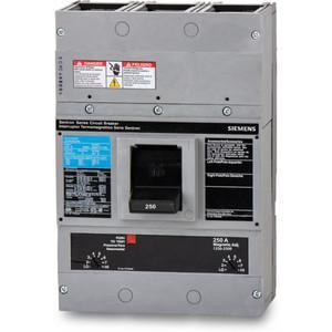 SIEMENS HHJD63B400 Bolt On Circuit Breaker Hhjd 400 Amp 600vac 3p 100kaic@480v | AG8PKF