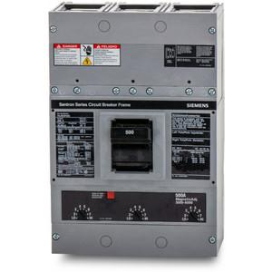 SIEMENS HLD63B500 Bolt On Circuit Breaker Hld 500 Amp 600vac 3p 65kaic@480v | AG8PRY