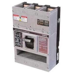 SIEMENS HLD63F600 Bolt On Circuit Breaker Hld 600 Amp 600vac 3p 65kaic@480v   AG8PTA
