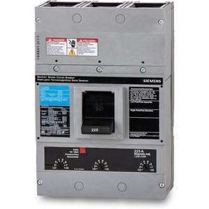 SIEMENS JD63B200 Bolt On Circuit Breaker Jd 200 Amp 600vac 3p 35kaic@480v | AG8QBV