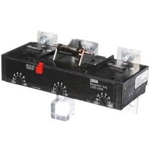 SIEMENS JD63T200 Circuit Breaker Trip Unit Jd-trip Unit 200 Amp 600vac 3p | AG8QCA