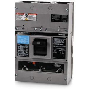 SIEMENS JXD63B250 Bolt On Circuit Breaker Jxd 250 Amp 600vac 3p 35kaic@480v | AG8QGC