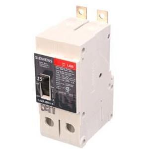 SIEMENS LGB2B015B Bolt On Circuit Breaker Lgb 15 Amp 480vac 2p | AG8RFY