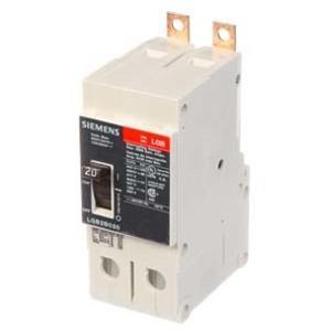 SIEMENS LGB2B020B Bolt On Circuit Breaker Lgb 20 Amp 480vac 2p   AG8RFZ