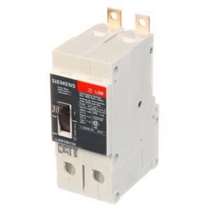 SIEMENS LGB2B030B Bolt On Circuit Breaker Lgb 30 Amp 480vac 2p | AG8RGA