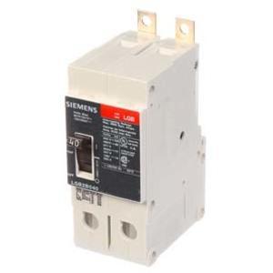 SIEMENS LGB2B040B Bolt On Circuit Breaker Lgb 40 Amp 480vac 2p | AG8RGB