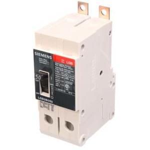 SIEMENS LGB2B050B Bolt On Circuit Breaker Lgb 50 Amp 480vac 2p | AG8RGC