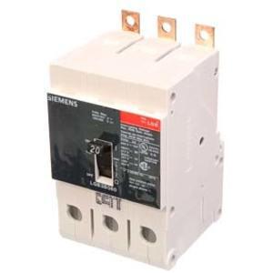 SIEMENS LGB3B020B Bolt On Circuit Breaker Lgb 20 Amp 480vac 3p | AG8RGK