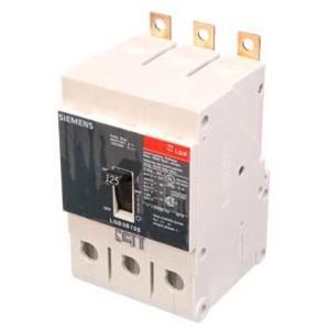 SIEMENS LGB3B125B Bolt On Circuit Breaker Lgb 100 Amp 480vac 3p | AG8RGU