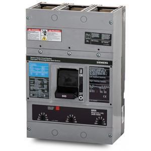 SIEMENS LXD63B600 Bolt On Circuit Breaker Lxd 600 Amp 600vac 3p 35kaic@480v | AG8RLL