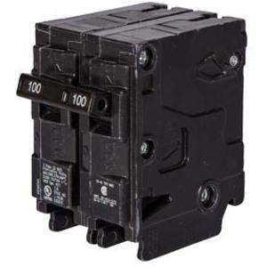 SIEMENS MBK100 Plug In Circuit Breaker Q 100 Amp 240vac 2p 22kaic@480v | AG8RMR