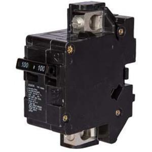 SIEMENS MBK125A Plug In Circuit Breaker Q 125 Amp 240vac 2p 22kaic@480v | AG8RMW