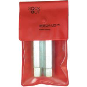 SOCK IT OUT DEB-4 Screw Extractor Set, Socket Head Cap Screw, SAE, PK2 | AJ8ARC