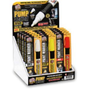 SUPER MET-AL 01000 Fiber Tip POP Counter Displays, 24PK | AJ8CEX