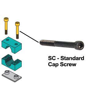 ZSI SC-1 Cap Screw | CF3YTA